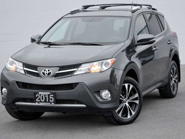 2015 TOYOTA RAV4 XLE Navigation Package in Kelowna, British Columbia