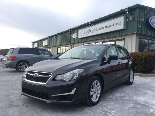 2015 SUBARU IMPREZA 2.0i Touring Package in Lower Sackville, Nova Scotia