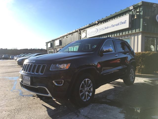 2016 JEEP GRAND CHEROKEE Limited in Lower Sackville, Nova Scotia