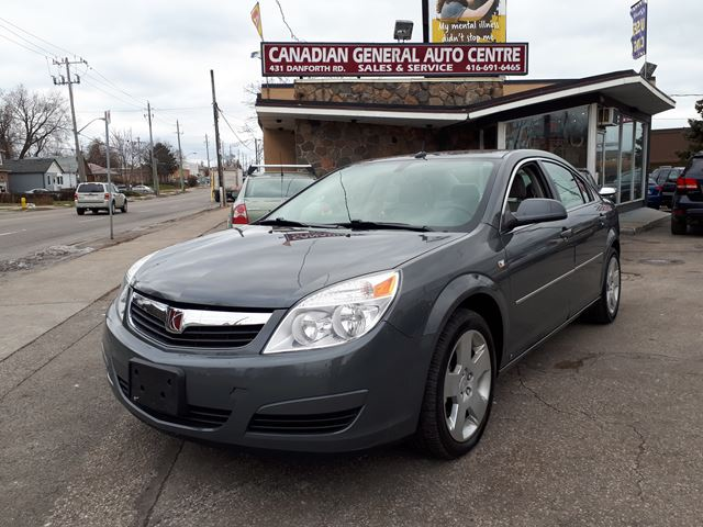 2008 SATURN AURA XE in Scarborough, Ontario