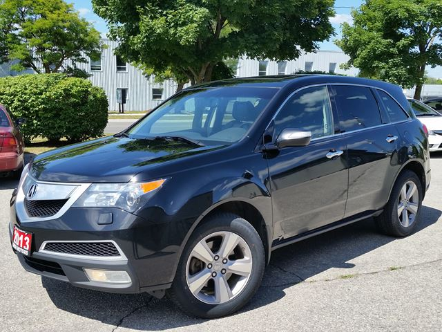 2013 ACURA MDX SH AWD **one owner**accident free**3 keys**3rd row** in Cambridge, Ontario