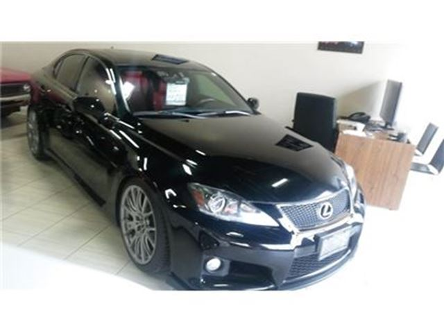 2012 LEXUS IS F Base (A8) in Guelph, Ontario
