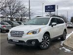 2016 Subaru Outback 2.5i w/Limited Pkg in Mississauga, Ontario