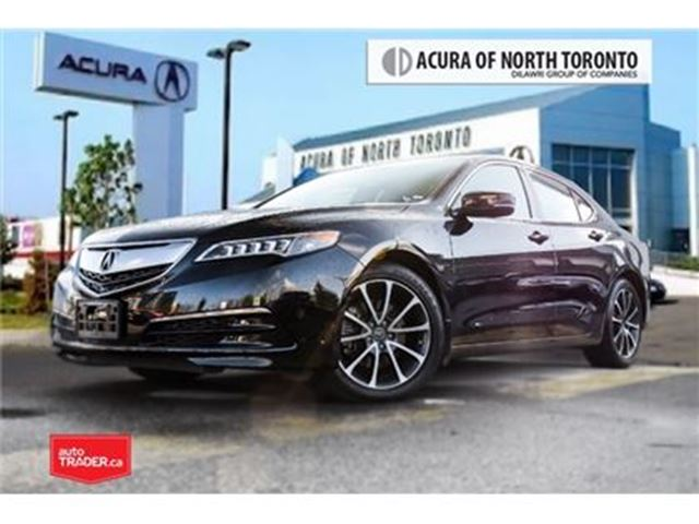 2017 ACURA TLX 3.5L SH-AWD w/Tech Pkg Johnny-Acuras Pick of the W in Thornhill, Ontario