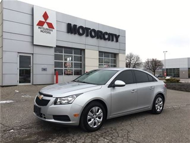 2014 CHEVROLET Cruze - Air Conditioning - Safety included - in Whitby, Ontario
