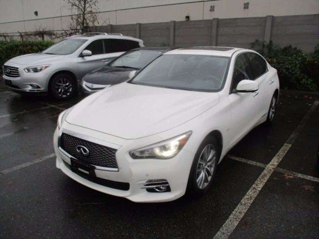 2014 INFINITI Q50 Premium, Navigation, Deluxe Touring and Technology in Kelowna, British Columbia