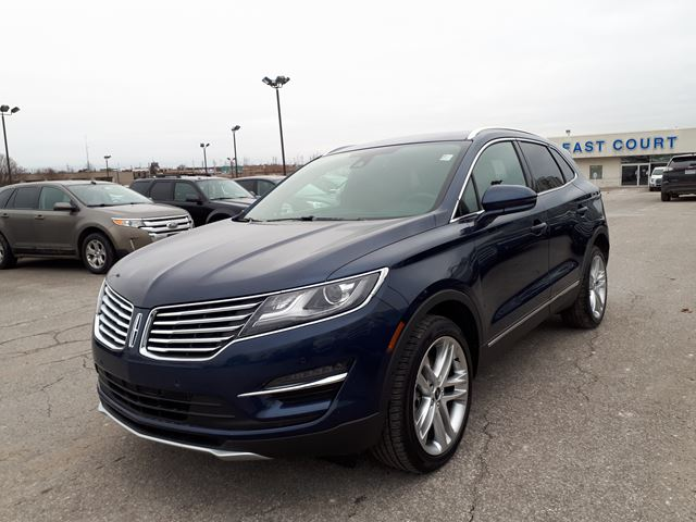 2017 LINCOLN MKC Reserve in Scarborough, Ontario