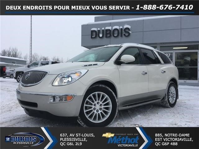 2012 Buick Enclave CXL1 in Plessisville, Quebec