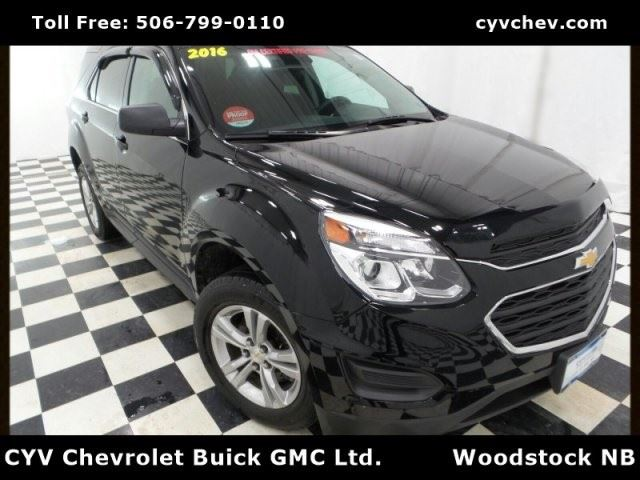 2016 CHEVROLET Equinox LS in Woodstock, New Brunswick