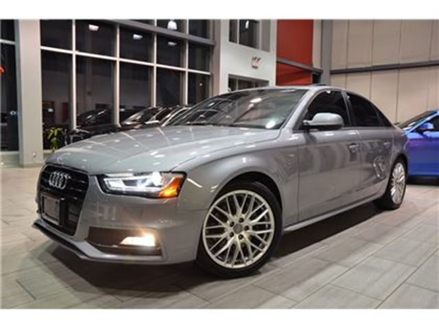 2015 AUDI A4 2.0T Komfort 1 Owner With Only 44.124 Kms! in Oakville, Ontario