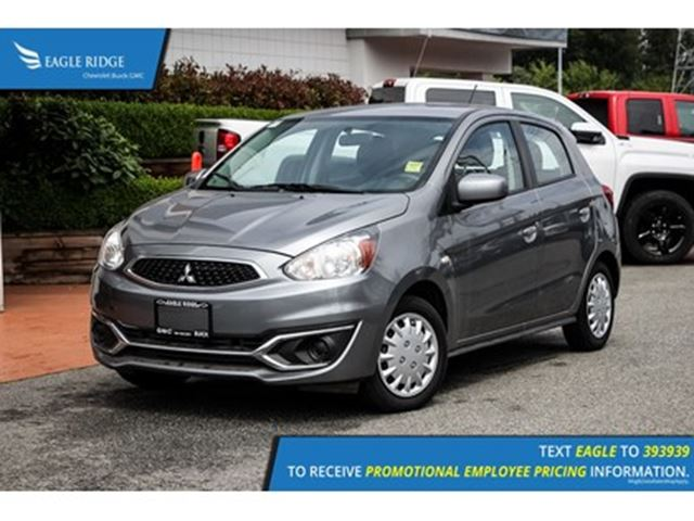 2017 MITSUBISHI MIRAGE ES in Coquitlam, British Columbia