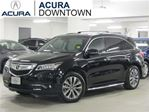 2016 Acura MDX Tech/Rear Entertainment System/Lane Keep Assist in Toronto, Ontario