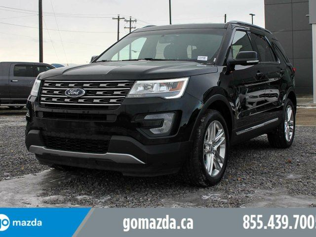2016 FORD Explorer 4X4 6PASS FULLY LOADED 1 OWNER ACCIDENT FREE in Edmonton, Alberta