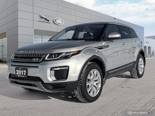 2017 LAND ROVER RANGE ROVER EVOQUE SE *WITH THE TECH PACKAGE* in Winnipeg, Manitoba