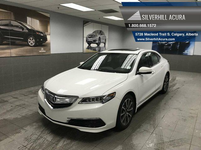 2015 ACURA TLX Tech V6 SH-AWD *$1000 Rebate, 3.9% Financing up to 60 Months OAC* in Calgary, Alberta
