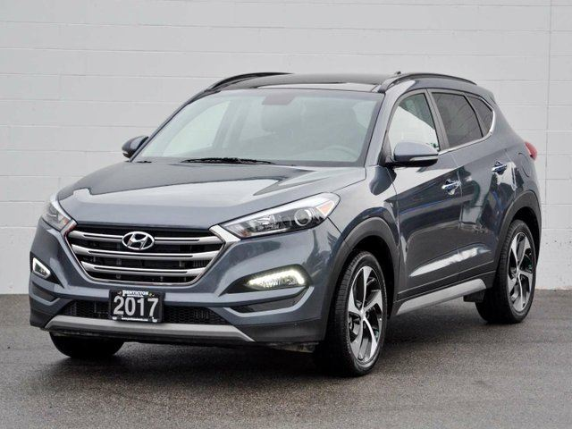 2017 HYUNDAI Tucson Limited 4dr All-wheel Drive in Penticton, British Columbia