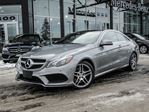 2014 Mercedes-Benz E-Class E350 4MATIC Coupe in Ottawa, Ontario