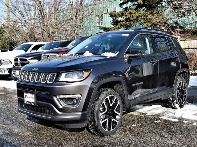 2018 jeep compass limited4x4keyless entryheated seatsapple. Black Bedroom Furniture Sets. Home Design Ideas