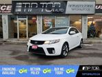 2011 Kia Forte Koup SX ** Leather, Sunroof, Bluetooth ** in Bowmanville, Ontario