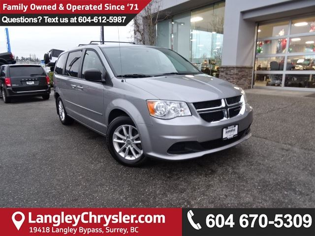 2014 DODGE Grand Caravan SE/SXT in Surrey, British Columbia