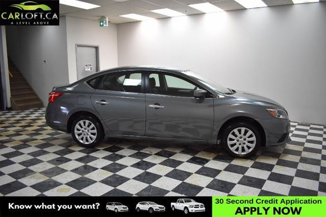 2016 NISSAN SENTRA 1.8 S- BLUETOOTH * CRUISE * A/C in Kingston, Ontario