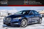 2015 Jaguar XF Luxury AWD Navi Sunroof Bluetooth Backup Cam Blind Spot Leather Vented Front Seats 19Alloy Rims in Bolton, Ontario