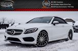 2017 Mercedes-Benz C-Class C 300 4Matic Only 7356 Km Navi Backup Cam Bluetooth Keyless 18Alloy Rims in Bolton, Ontario