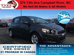 2014 Chevrolet Sonic LS in Campbell River, British Columbia