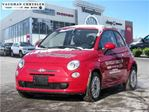 2017 Fiat 500 1 Owner Pop* Only 106 kms !!* Automatic in Woodbridge, Ontario