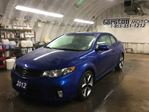 2012 Kia Forte Koup SX*POWER SUNROOF*LEATHER*HEATED FRONT SEATS*PHONE in Cambridge, Ontario