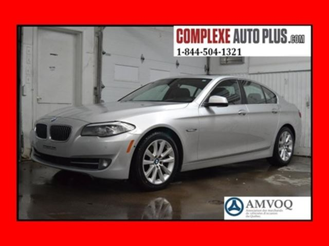 2013 BMW 5 SERIES 528I xDrive 528XI *Cuir,Toit in Saint-Jerome, Quebec