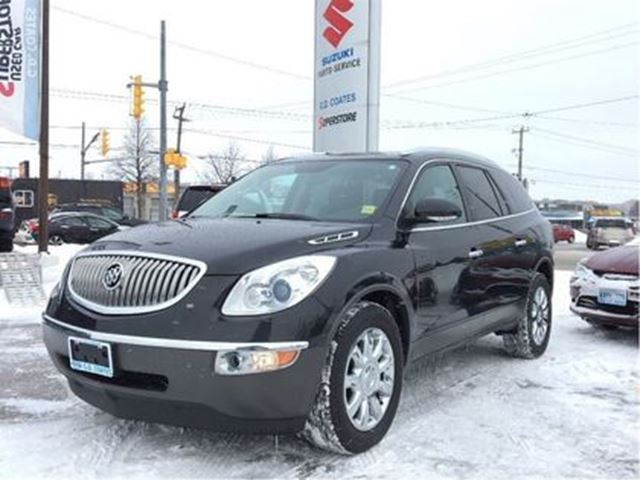 2011 BUICK ENCLAVE CXL1 AWD ~Heated Seats ~RearView Camera in Barrie, Ontario