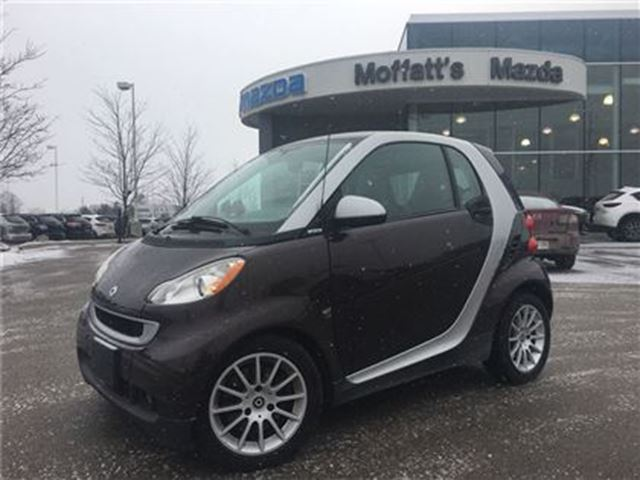 2010 SMART FORTWO VERY LOW KMS, GREAT FIRST CAR OR COMMUTER in Barrie, Ontario