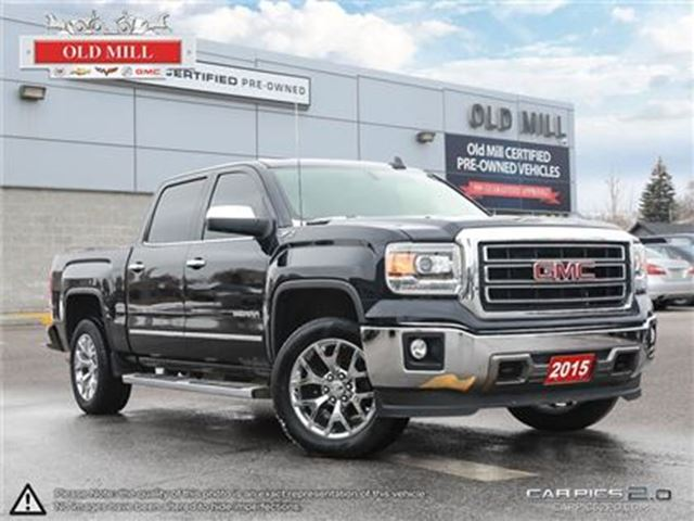 2015 GMC Sierra 1500 SLT, OMG.... V8 Power and much more... in Toronto, Ontario
