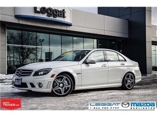 2010 MERCEDES-BENZ C-CLASS 4DR SDN 6.2L RWD in Burlington, Ontario