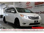 2013 Toyota Sienna FULLY LOADED LIMITED AWD LEATHER NAVIGATION in London, Ontario