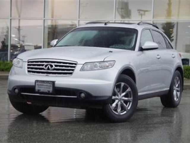 2007 INFINITI FX35 *Navigation* in North Vancouver, British Columbia