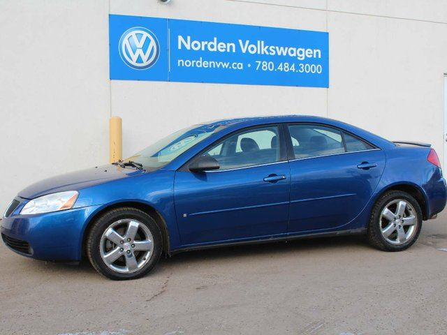 2007 PONTIAC G6 $ 76 / Bi-weekly payments O.A.C !!! Fully Inspected !!! in Edmonton, Alberta