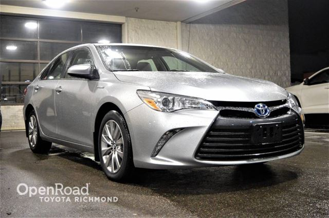 2015 TOYOTA Camry Hybrid XLE, JUST ARRIVED! in Richmond, British Columbia