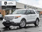 2014 Ford Explorer XLT 7 PASS | FWD | LEATHER | REAR CAMERA | DUEL SUNROOF in Markham, Ontario