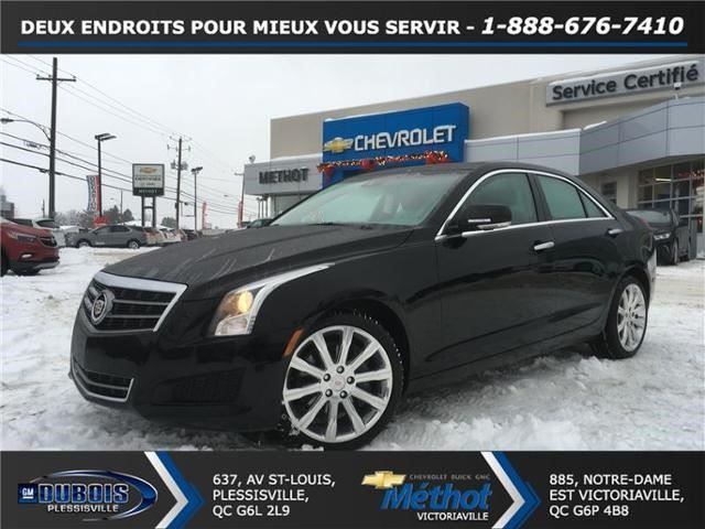 2014 Cadillac ATS Luxury AWD in Plessisville, Quebec