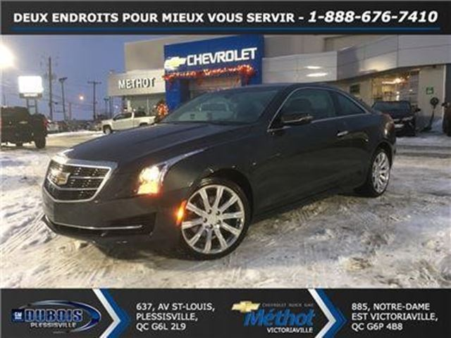2015 Cadillac ATS Standard AWD in Plessisville, Quebec