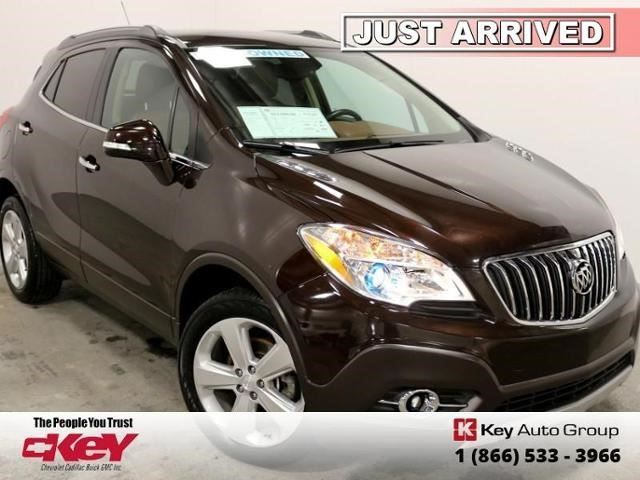 2015 Buick Encore Leather in Yorkton, Saskatchewan