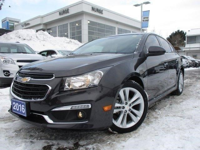 2016 CHEVROLET Cruze LTZ in Whitby, Ontario