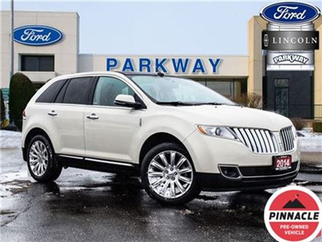 2014 LINCOLN MKX AWD  ACCIDENT FREE  $219 BIWEEKLY $0 DOWN in Waterloo, Ontario