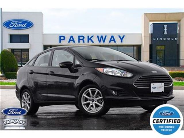 2015 Ford Fiesta SE  ONLY 600KM!  INCLUDES WARRANTY!  ACCIDENT FREE in Waterloo, Ontario
