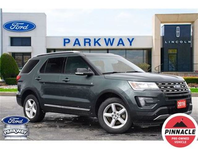2016 Ford Explorer XLT AWD   7 SEAT   LEATHER in Waterloo, Ontario