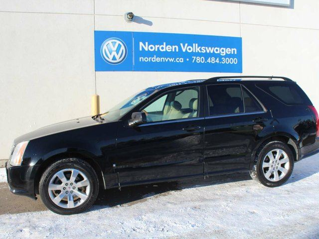 2007 CADILLAC SRX $ 101/bi-weekly payments O.A.C. !!! Fully Inspected !!! in Edmonton, Alberta