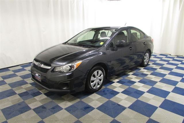 2013 SUBARU IMPREZA 2.0i AWD/AC/USB OUTLET/GREAT PRICE! in Winnipeg, Manitoba