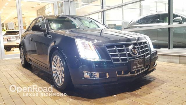 2013 CADILLAC CTS           in Richmond, British Columbia